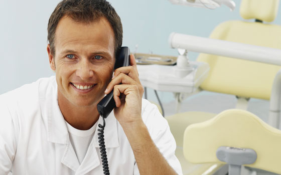 Dentures and dental implants as ultimate in technology